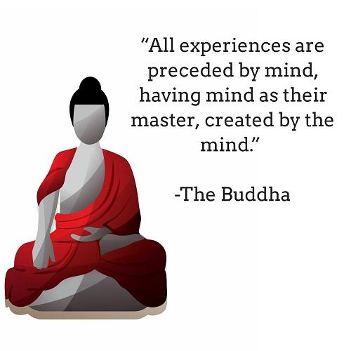 buddha mind quote
