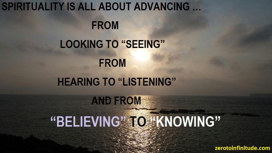 spiritual awakening quote
